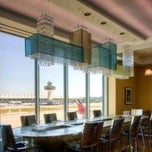 Photo taken at United Club by Irving S. on 8/23/2013