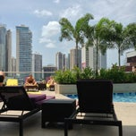 Photo taken at Hard Rock Hotel Panama Megapolis by Stefano F. on 4/7/2013