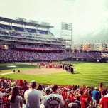 Photo taken at Nationals Section128 by Sean H. on 9/22/2012