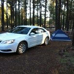 Photo taken at Woody Mountain Campground by Alexander R. on 10/1/2012