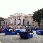 Das Foto wurde bei MuseumsQuartier von Cansu G. am 6/28/2013 aufgenommen