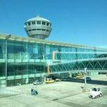 Photo taken at İzmir Adnan Menderes Airport (ADB) by Metehan S. on 9/8/2013