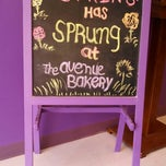 Photo taken at The Avenue Bakery by Michael-Alan G. on 4/26/2014