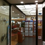 Photo taken at JTB Travel Saloon by Wai Min on 4/28/2014