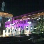 Photo taken at Khalidiyah Mall الخالدية مول by Farrukh N. on 8/14/2013