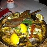 Photo taken at La Pasion Restaurant by Ecem A. on 7/28/2013