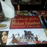 Photo taken at Mekan İstanbul by Ayberk A. on 3/17/2015
