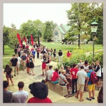 Photo taken at Lake Forest College by Timothy S. on 8/28/2013