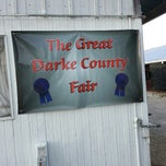 Photo taken at Great Darke County Fair by Heather B. on 8/18/2013