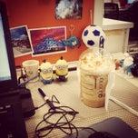Photo taken at Starbucks by Mika J. on 4/24/2014