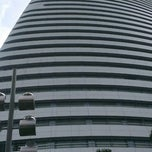Photo taken at Menara TM by Chris S. on 4/2/2013