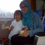 Photo taken at KA Argo Parahyangan by Dani W. on 11/30/2014