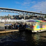 Photo taken at Aquabus Hornby St. Dock by Wellington W. on 6/30/2014