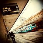 Photo taken at Stazione Ferrara by Mauro on 9/23/2012