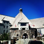 Photo taken at Timberline Lodge by Jared M. on 7/21/2013