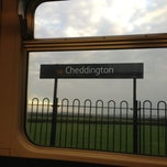 Photo taken at Cheddington Railway Station (CED) by Mr P. on 11/1/2013