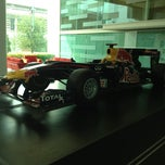 Photo taken at Red Bull Beverage Co.,Ltd. by Kritika on 12/18/2012