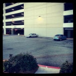 Photo taken at Parking Structure 6 (SDSU) by Michael B. on 1/31/2013