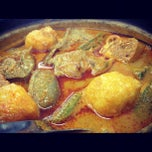 Photo taken at Ah Lye Curry Fish Head by William Lye Wei Wern on 12/1/2012