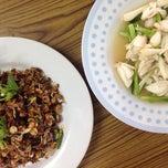 Photo taken at ร้านอาหารปากคลอง ชะอํา by Nares V. on 5/3/2014
