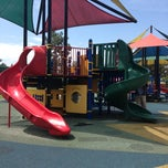 Photo taken at Tewinkle Playground by Heather S. on 4/4/2013
