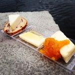 Photo taken at Marketplace - Cheese by Jordan R. on 11/2/2013