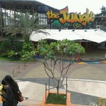 Photo taken at The Jungle by ms.fitriade on 2/6/2013