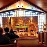 Photo taken at St. Joseph Catholic Church by Jeanie S. on 9/7/2013