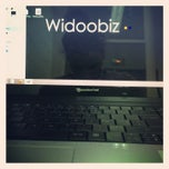 Photo taken at Widoobiz by Hynd M. on 1/18/2013
