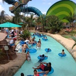 Photo taken at Aquatica by Nickolas T. on 8/25/2013