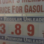 Photo taken at Costco Gas Station by Rick M. on 10/27/2012