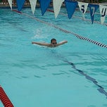 Photo taken at South Shore Swim Club by Meghan C. on 7/12/2013