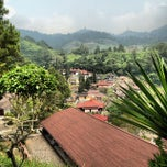 Photo taken at Hotel Resor Lembah Hijau by Indra A. on 9/29/2013