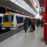 Photo taken at London Marylebone Railway Station (MYB) by Saif S. A. on 10/16/2012