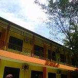 Photo taken at Sekolah Tinggi Farmasi Bandung (STFB) by dina p. on 7/16/2013