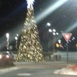 Photo taken at Woodmore Towne Centre at Glenarden by Kevin G. on 11/22/2012