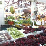 "Photo taken at Mercado Municipal do Tucuruvi ""Waldemar Costa Filho"" by Danielle R. on 12/30/2012"