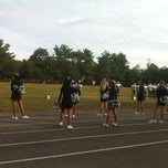 Photo taken at James Wood Middle School by Laura J. on 9/25/2013