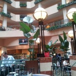 Photo taken at Embassy Suites Bar/Restaurant by Sergio G. on 5/19/2013