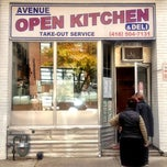 Photo taken at Avenue Open Kitchen by Alex K. on 9/28/2012