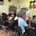 Photo taken at Silver Bluff Elementary School by Juan C. on 5/18/2015
