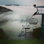 Photo taken at Holiday Valley Resort by Pat M. on 5/10/2013