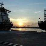Photo taken at Cảng Hoa Sen - Lotus Port by ⚓Capt C. on 1/9/2015