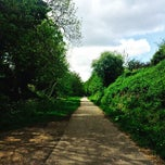 Photo taken at Fallowfield Loop by Murry on 5/16/2015