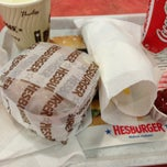 Photo taken at Hesburger by Mikko R. on 3/2/2013