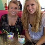 Photo taken at TCBY by Christine D. on 10/20/2012