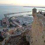 Photo taken at Castillo de Santa Barbara by Vy on 10/31/2013