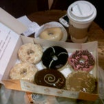 Photo taken at J.Co Donuts & Coffee by Oktavia Margaretha V. on 6/3/2013