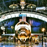 Photo taken at Steven F. Udvar-Hazy Center by @hollywood_822 on 3/20/2013