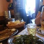 Photo taken at Taberna A Pedra by winetastelovers on 8/19/2013